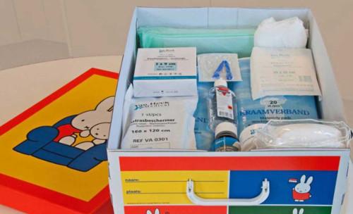 gratis babydozen 40x. gratis kraampakket, babybox en zwangerbox