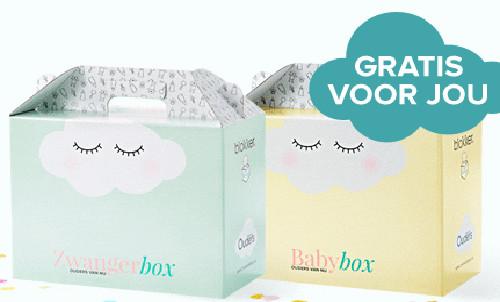 Gratis Babydozen 40x Gratis Kraampakket Babybox En Zwangerbox